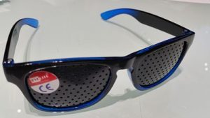 gafas reticuladas